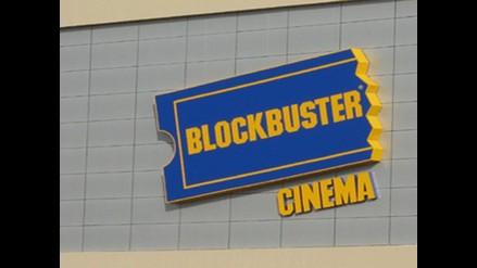 Blockbuster se declara en bancarrota