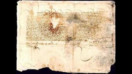 Hallan documento colonial que ofrece claves de lengua del antiguo Perú