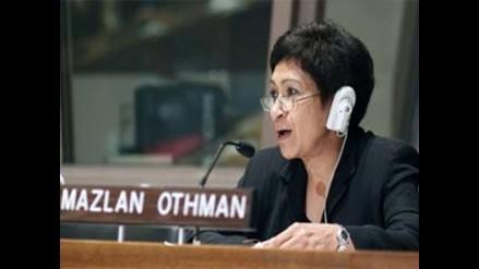 ONU designa a primera embajadora para asuntos alienígenas