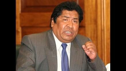 Juliaca: Alcalde vacado inició hoy cierre de campaña