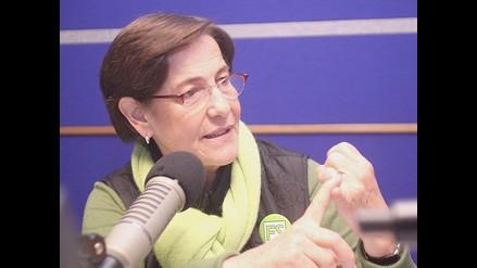 Villarán advierte nueva ´intromisión´ del Gobierno en la campaña