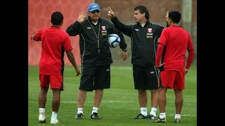 Selección peruana inicia hoy sus entrenamientos en la Videna