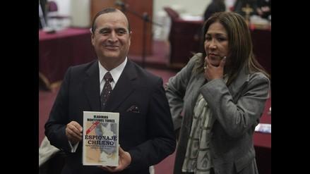 Inició lectura de sentencia a Montesinos y grupo Colina por Barrios Altos