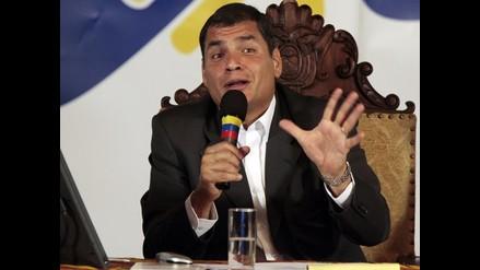 Correa pide confiar en la Policía tras