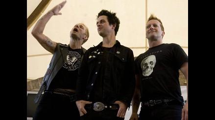 Green Day llega a Venezuela para celebrar su aniversario número 22