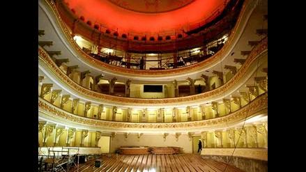 El Teatro Municipal de Lima reabre este lunes en todo su esplendor