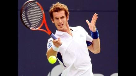 Andy Murray clasificó a la final del Masters de Shanghai