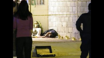 Asesinados un comisario municipal y su hijo en el norte de México