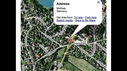 Abren proceso a Google por captar datos personales para Street View