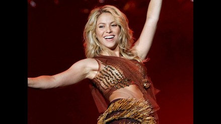 Shakira estrena hoy su nuevo disco titulado ´Sale el sol´