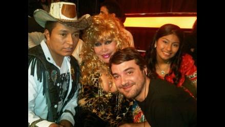 La Tigresa del Oriente, Wendy Sulca y Delfín hicieron bailar a Marcelo Tinelli