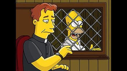 Productor de Los Simpson: Homero no es católico