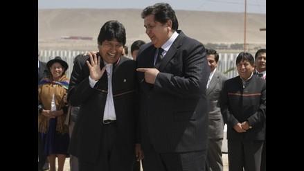 Ex cancilleres bolivianos optimistas tras reunión entre Morales y García
