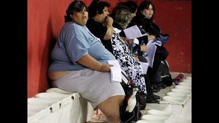 Más de mil acuden a casting de reality para perder peso