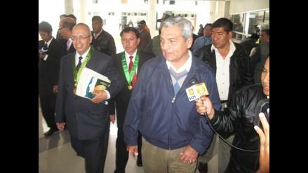 Transportistas anuncian marcha en respaldo a coronel Elidio Espinoza