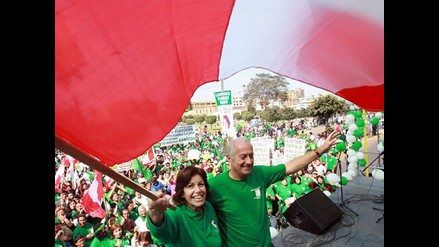 PPC-UN: Cifras de la ONPE demuestran que triunfo de Flores es posible