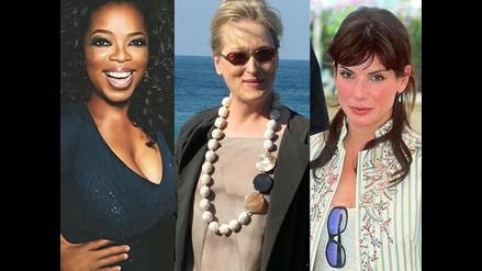 Meryl Streep, Sandra Bullock y Oprah Winfrey, juntas en una película
