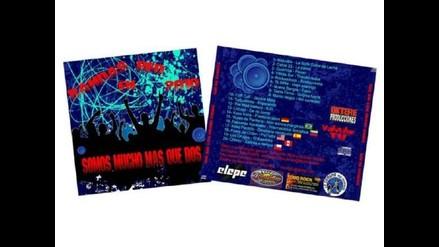 Los Drugos aparecen en CD recopilatorio con versión del tango Caminito