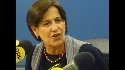 Villarán se opone a actual proceso de evaluación a docentes