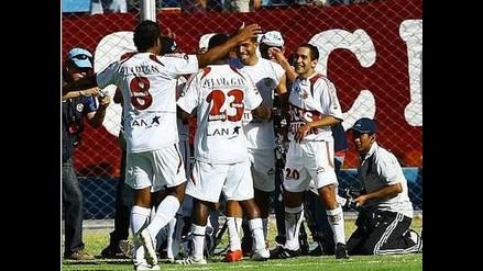 Inti Gas derrotó 2-1 a Total Chalaco por la liguilla impar
