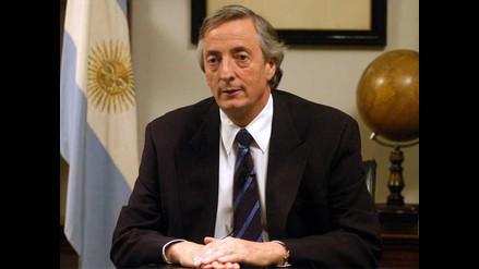 Néstor Kirchner será velado este jueves en la Casa Rosada