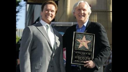 James Cameron y Arnold Schwarzenegger unen fuerzas por medio ambiente