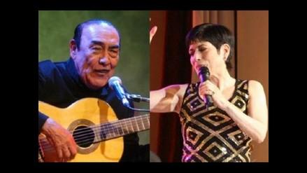 Cecilia Barraza y Óscar Avilés celebrarán el Día de la Canción Criolla