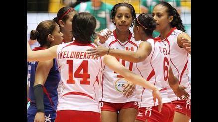 Polonia derrota a Perú con facilidad en el mundial de voleibol de Japón
