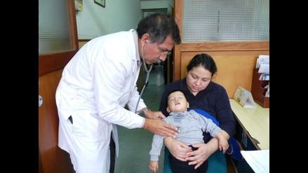Evite enfermedades respiratorias en su niño