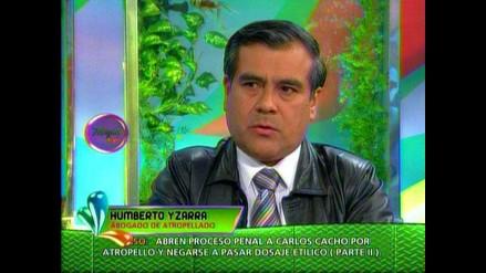 Carlos Cacho debe cubrir deuda de operaciones en clínica dice abogado