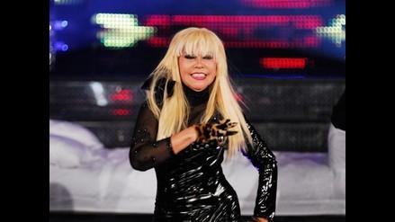 La Tigresa del Oriente se lució en MTV