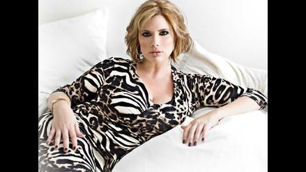 Alessandra Rampolla vuelve a Lima el lunes 8 de noviembre