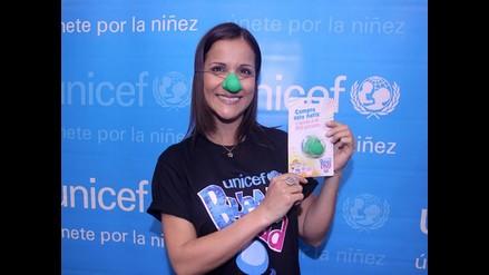 Mónica Sánchez emocionada con su participación en Buena Onda