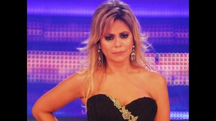 Gisela Valcárcel admite que le sacaron la vuelta en spot publicitario
