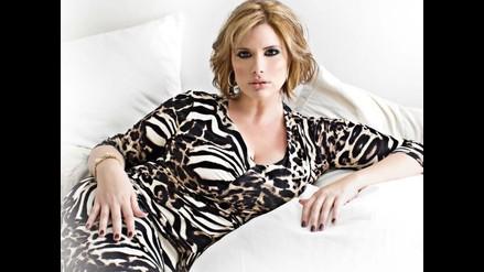 Sensual Alessandra Rampolla llega mañana a Lima para feria de sexo