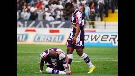Alianza Lima cayó ante CNI y complica sus chances de Libertadores