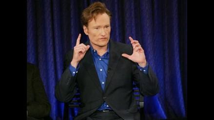 Presentador Conan O
