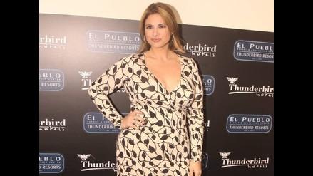 Alessandra Rampolla felicita a Jaime Bayly por su nuevo bebé
