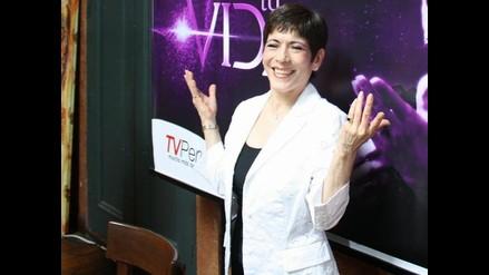 Cecilia Barraza retorna a TVPerú con
