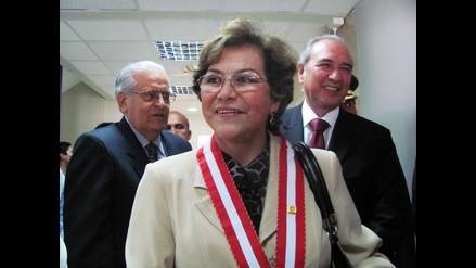 Gladys Echaíz: Nuevo Código Procesal se aplicará el 2013 en todo el país