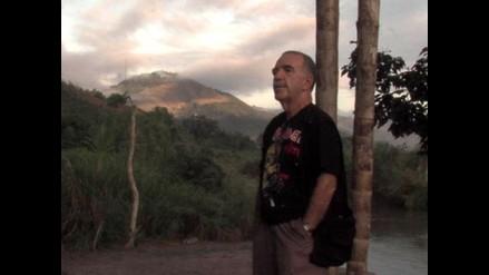 José María Chema Salcedo presenta su más reciente película Asháninka