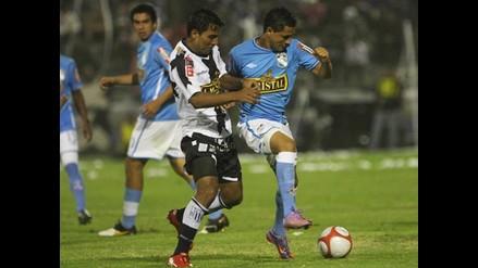Incidencias del duelo entre el Sporting Cristal y Alianza Lima