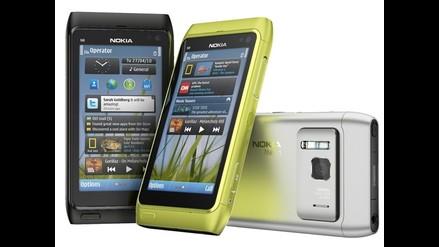 Usuarios de Nokia N8 reportan problemas de energía