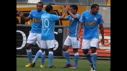 Sporting Cristal derrotó al CNI y lo complicó en el tema del descenso