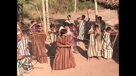 Asháninka: la nueva cinta de Chema Salcedo en imágenes