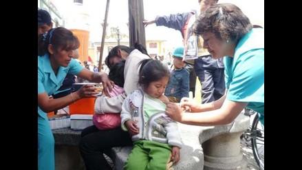 El Perú inicia vacunación contra el Virus del Papiloma Humano