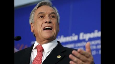 Piñera: Relación entre Perú y Chile tiene un mundo de oportunidades