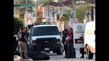Capturan a 15 sicarios que deshacían restos de sus víctimas en ácidos