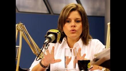 IRTP justificó transmisión del discurso de Mercedes Aráoz por Canal 7