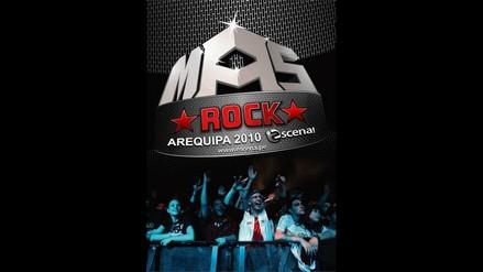 I Festival ´Más Rock´ Arequipa 2010